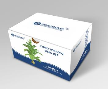 ExPro CTAB  Tobacco  Genomic DNA Kit